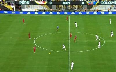 Highlights: Colombia at Perú on June 17, 2016