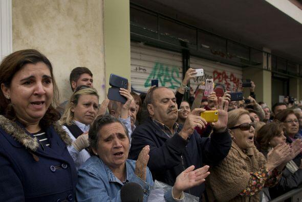Sevilla se encuentra conmovida tras la muerte de la Duquesa de Alba.