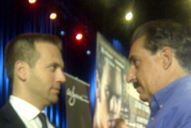 El presidente de la República Deportiva, Fernando Fiore, nos tuvo inform...