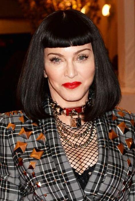 No es que haya revivido Cleopatra, es Madonna que quiso imitar a otra re...