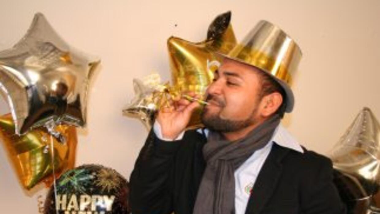 A celebrar el Año Nuevo