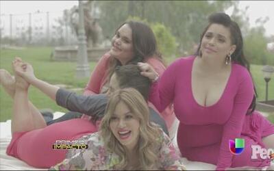 Los hijos de Jenni Rivera posaron para la portada de People en Español.