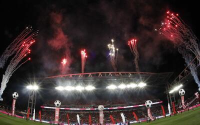 El BMO Field, el estadio en el que se coronará el campeón...