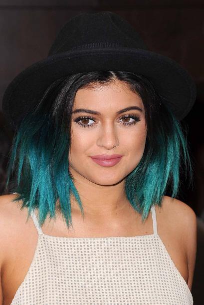 Y su hermana Kylie Jenner, que hasta ahora sólo figura con alguno...