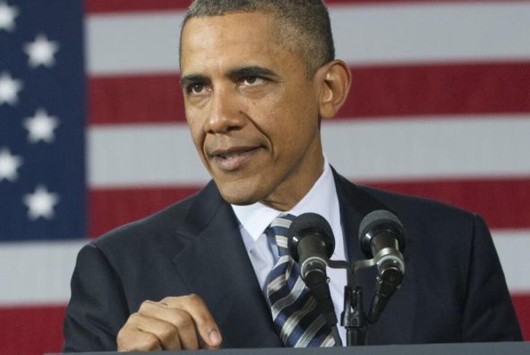 El 31 de diciembre pasado el presidente de Estados Unidos, Barack Obama,...