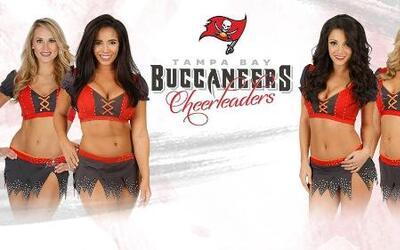Este es el roster de bellezas que animarán a los Tampa Bay Buccaneers en...