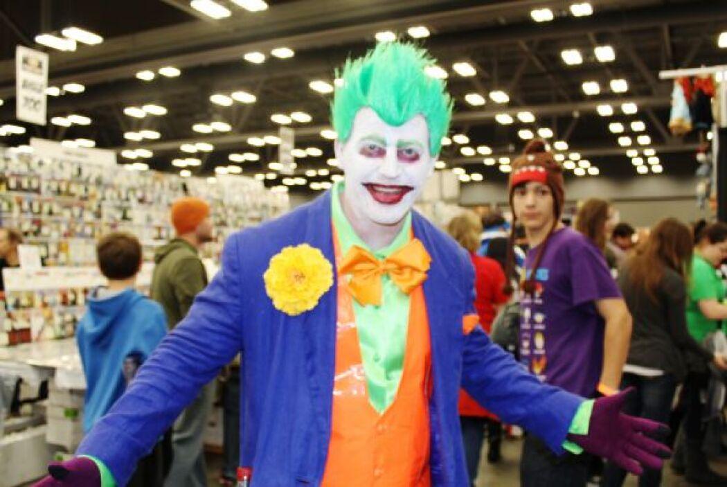 Decenas de superhéroes invadieron a la ciudad de Austin durante la conve...