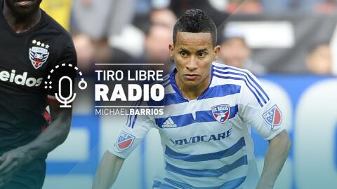 Podcast Tiro Libre con Michael Barrios