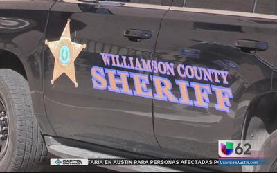 Autoridades del condado Williamson aseguran que más de 200 casos crimina...