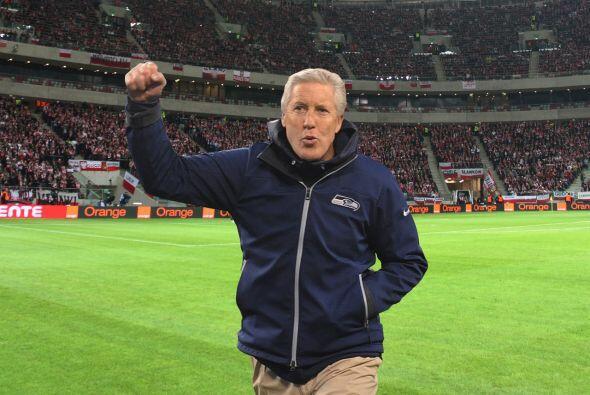 12 Entrenador - Pete Carroll: El entusiasmo y pedigrí de campeonato de C...