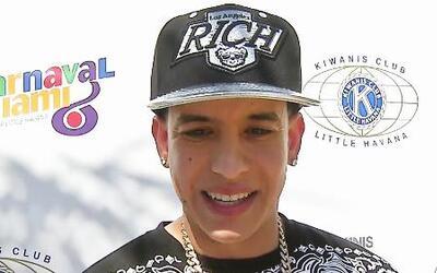 Daddy Yankee sigue vigente en Premio lo Nuestro