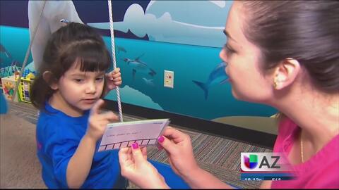 Becas para niños con discapacidades