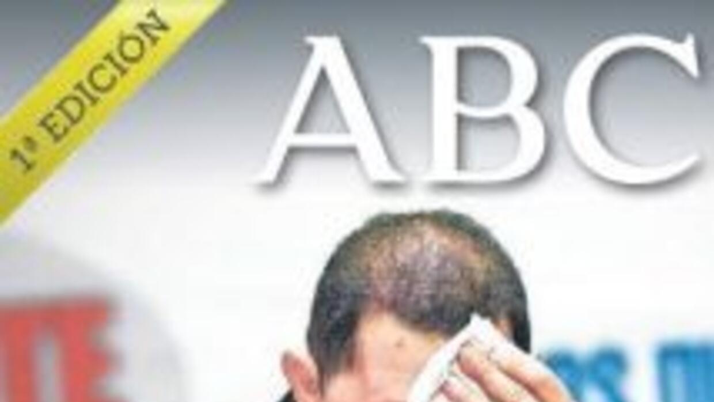 El diario español ABC publica que el presidente venezolano, Hugo Chávez,...