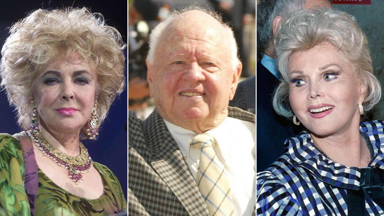 """Estos famosos de Hollywood encontraron su """"media naranja""""... u..."""