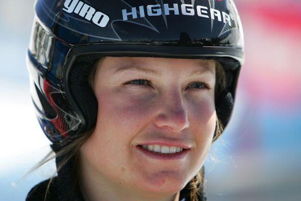 ¡Julia Mancuso sí que sabe ponerle sabor al esquí alpino! Esta bella atl...