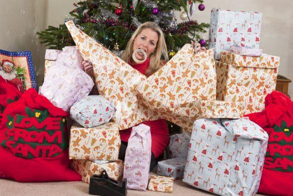 ¿Pensaste que tu Navidad era atareada, que no podías más con todo lo que...