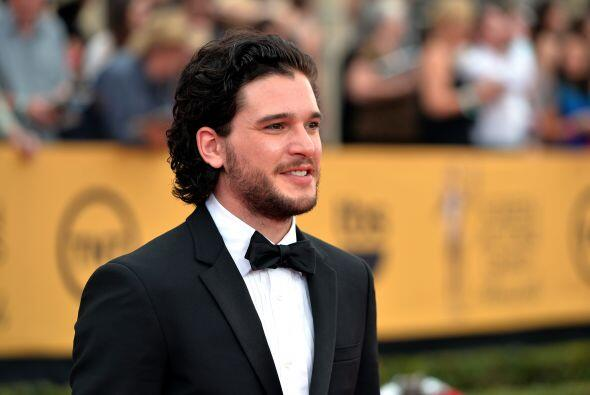 Kit Harington, de 'Game of Thrones'.