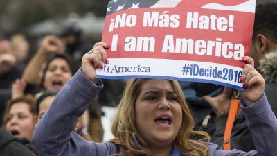 Protestas por la política de deportaciones de la Administración Obama