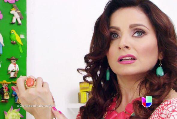 """""""Lucía"""" de """"Corazón Indomable"""" siempre nos cayó muy mal porque era de lo..."""