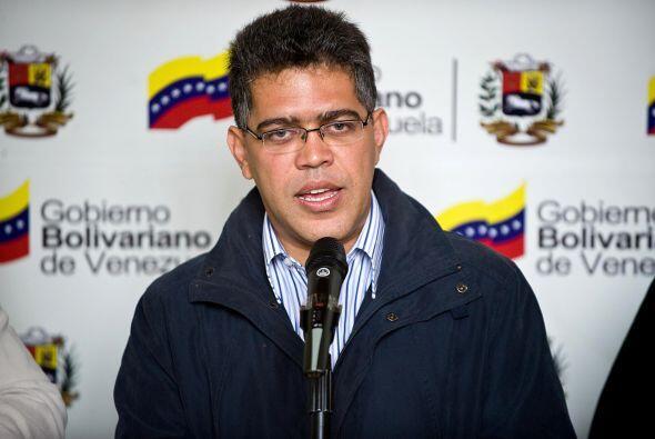 13 de junio 2011 La oposición venezolana pidió que el pres...