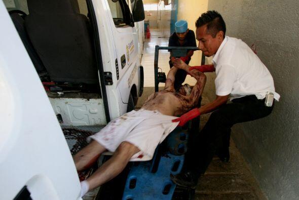 El viernes pasado en Coahuila se encontró el cadáver del alcalde del pob...