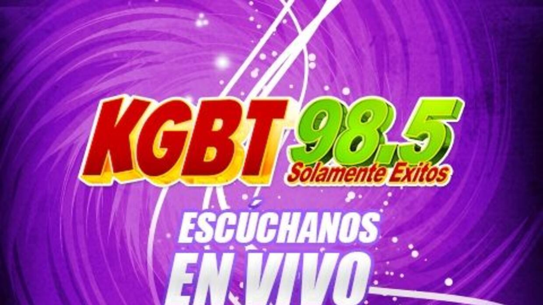 Participa y gana diariamente escuchando a KGBT 98.5