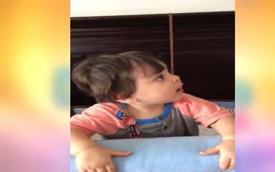 En comerciales: Lourdes dio tremendo grito que asustó a su hijo, ¿qué le...