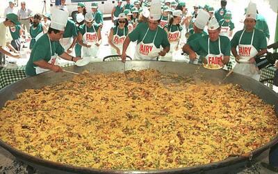 Paella Challenge, deleita el paladar de SA