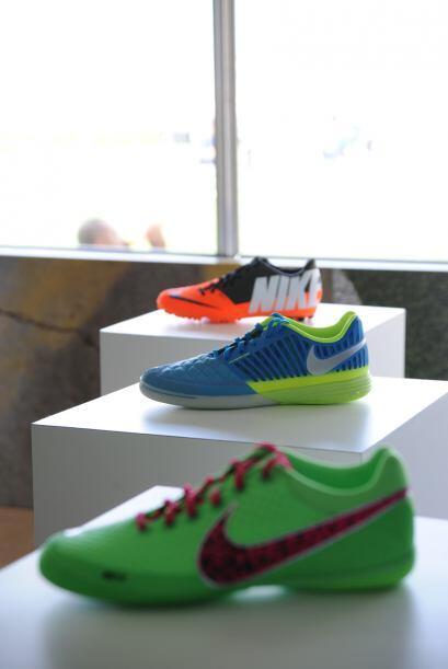 Se llaman FC247 porque la marca quiere destacar que sirven para jugar en...