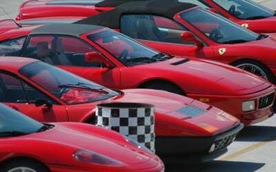 El Ferrari Challenge 2007 de Estados Unidos tuvo su primer encuentro del...