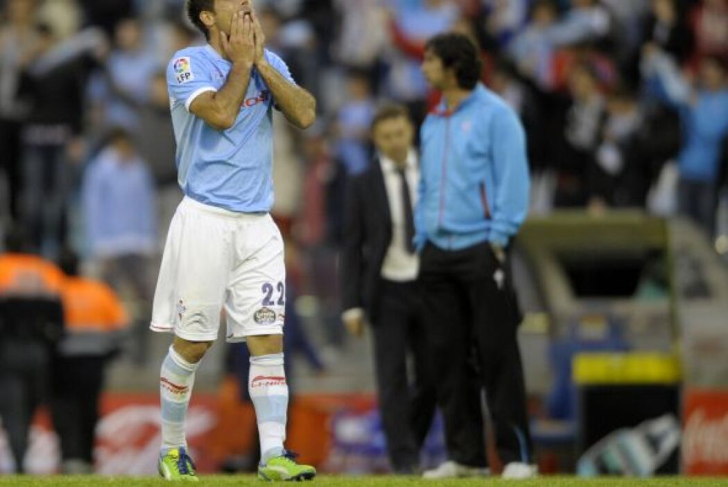 No hubo tiempo para más y el cuadro de Vigo tiene un pie en Segunda Divi...