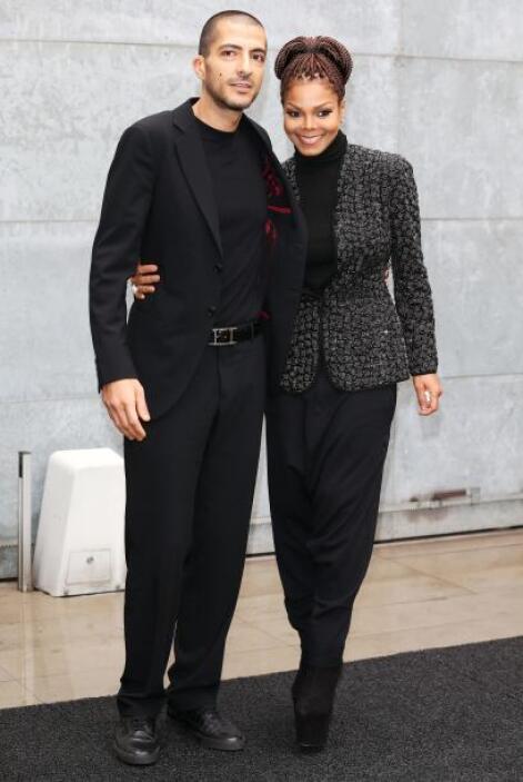 Janet Jackson y Wissam Al Mana Bien dicen que la tercera es la vencida,...