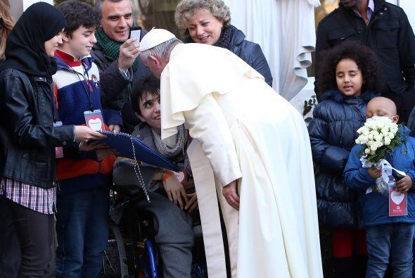 Por la mañana, Francisco advirtió a los administradores del Vaticano que...