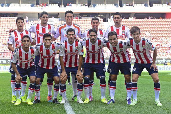 Además ningún jugador de las Chivas fue considerado.
