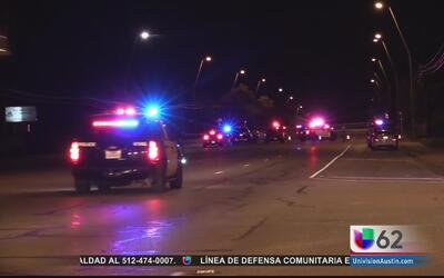 Mujer muere abatida por un policía de Austin al sur de la ciudad