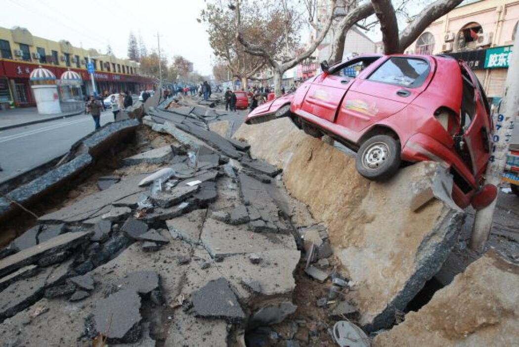 El primer ministro chino, Li Keqiang, emitió un comunicado similar, divu...