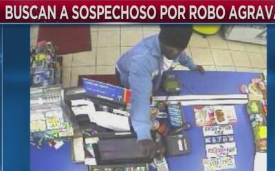 Policía de Baytown busca a ladrón que robó dos tiendas en el condado Cha...