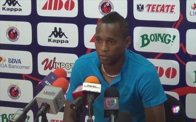 Wilson Tiago: 'Tengo respeto a Toluca'
