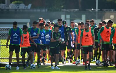 Alineación Confirmada: Juan Carlos Osorio dio el once para enfrentar a C...