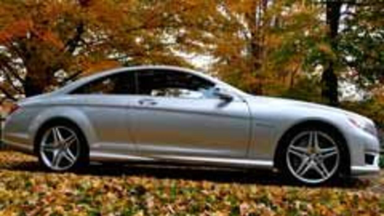 Mercedes-Benz CL 63 AMG 2011