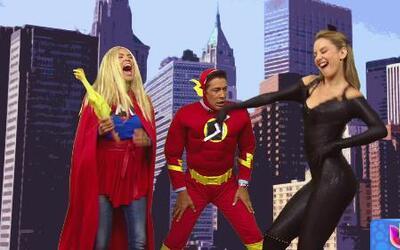 Chistes de los Superhéroes con sus súper chistes