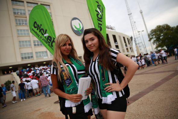 Fans CR7 Dallas