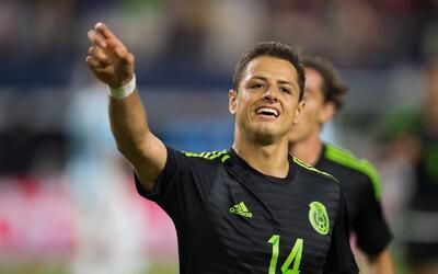 Reseña de los 47 goles de Javier Hernández, máximo anotador histórico de...