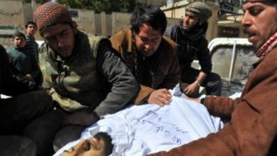 El atentado en Siria fue llevado a cabo por un hombre suicida que se des...