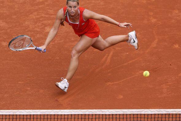 Cibulkova se enfrentará a la australiana Samantha Stosur (6).