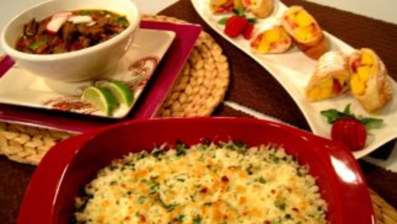 Delicioso regresa con el toque mexicano
