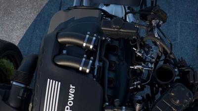 BMW M sigue mejorando sus motores.