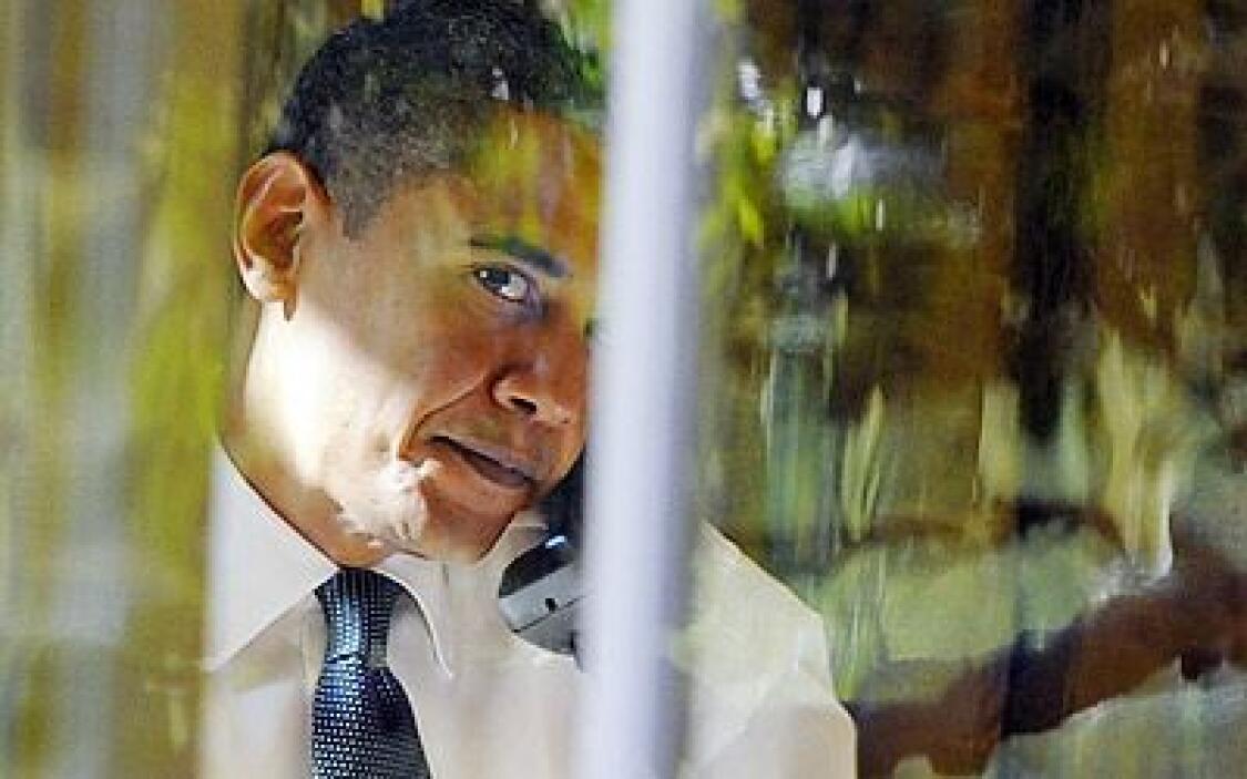 El mandatario dijo que su gobierno aseguró las fronteras y que ya es tie...