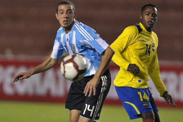 Argentina desperdició un penal a los 69 minutos, rematado por el...
