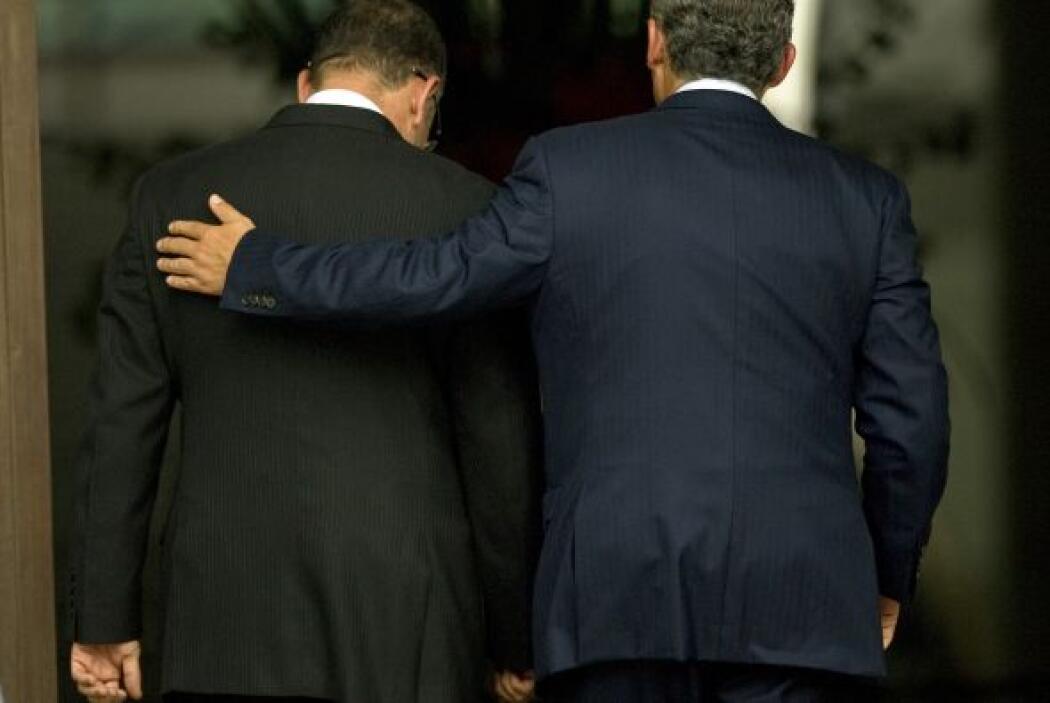 """""""Refrendo el compromiso de México de seguir trabajando conjuntamente con..."""